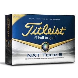 Titleist 2014 NXT Tour S Golf Ball 12-Ball Pack