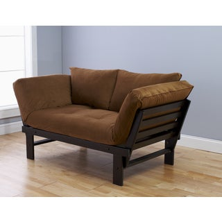 Elite Wood Brown Lounger