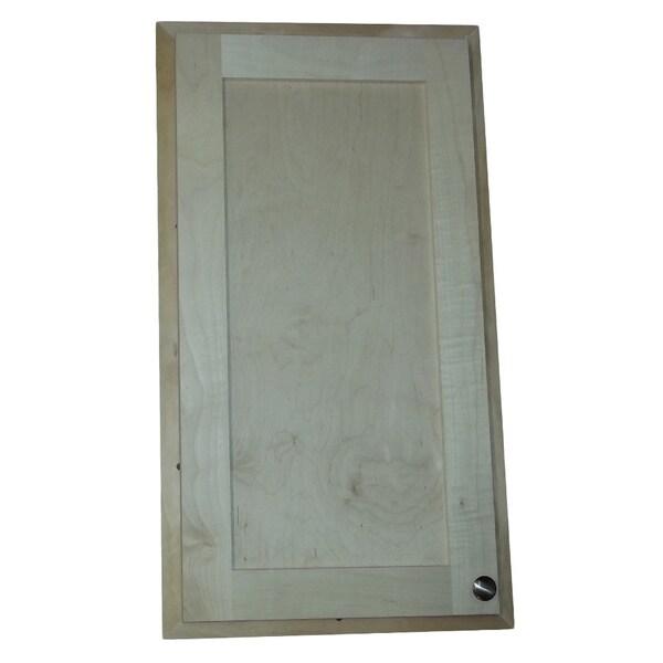 Breaker Panel Access Frame and Door