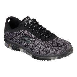 Women's Skechers GO FLEX Walk Ability Sneaker Black/Gray