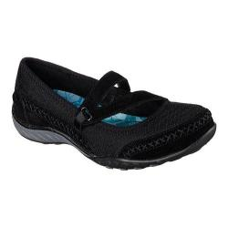 Women's Skechers Relaxed Fit Breathe Easy Love Story Mary Jane Black