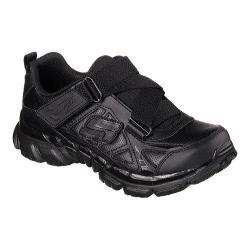 Boys' Skechers Tough Trax Heroic Sneaker Black