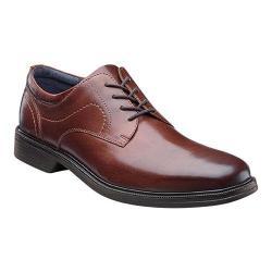 Men's Nunn Bush Columbus Oxford Brown Leather