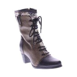 Women's L'Artiste by Spring Step Quintus Boot Taupe Multi Leather