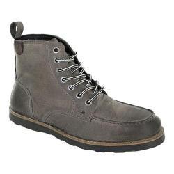 Crevo Men's Boots Buck Grey