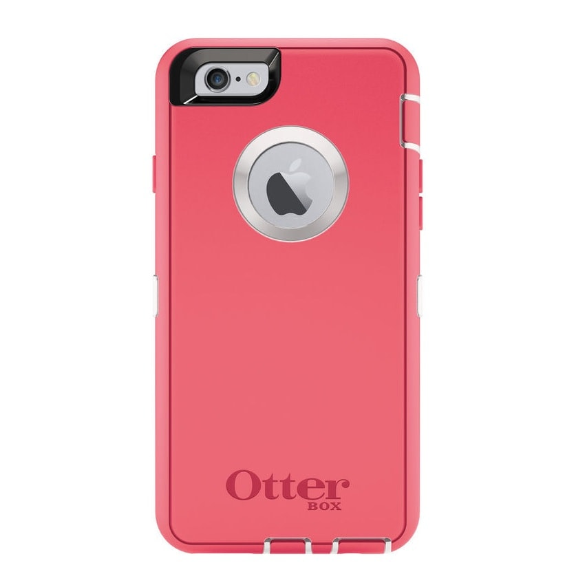 Otterbox Defender Series for iPhone 6 - Pink/White