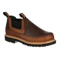 Men's Georgia Boot GB00010 Romeo Georgia Giant Casual Dark Brown/Brown Leather