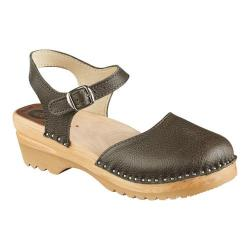 Women's Troentorp Bastad Clogs Penny Field Gray