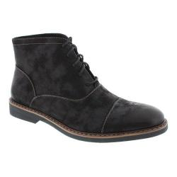Men's Deer Stags Bristol Cap Toe Boot Black