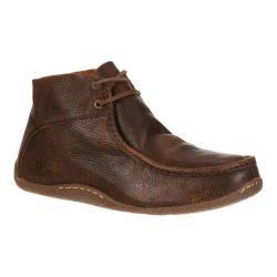 Men's Durango Boot DDB0063 Wallabee Santa Fe Coffee Leather