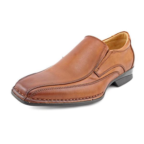 Steve Madden Men's 'Yippee' Leather Slip-on Loafers