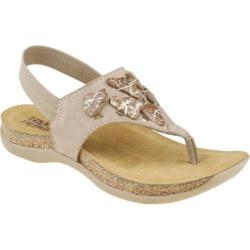 Women's Kalso Earth Shoe Chant Biscuit Nubuck