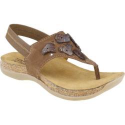 Women's Kalso Earth Shoe Chant Brownstone Nubuck