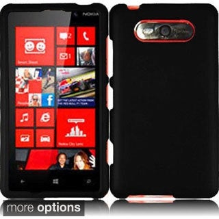 BasAcc Hard Plastic Protective Design Cover Case for Nokia Lumia 820