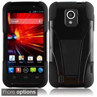 BasAcc Dual Layered Stand Hybrid Cover Case for ZTE Majesty Z796c Source N9511