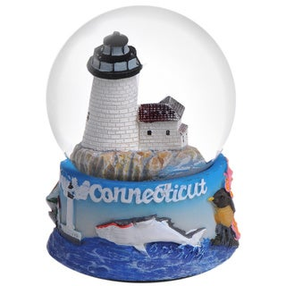 Connecticut Lighthouse 65mm Snow Globe