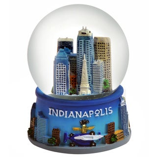 Indianapolis 65mm Snow Globe