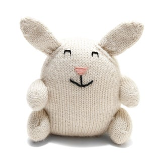 Handmade Stuffed Bunny Toy (Peru)