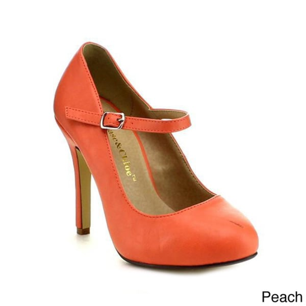 BE INTOUCH HAILEY-1 Women's Mary Jane Pumps
