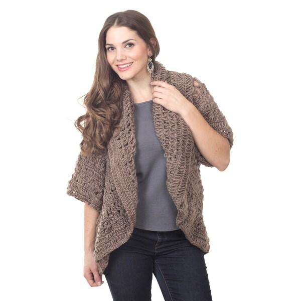 Saro Crochet Design Wrap