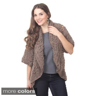 Saro Crochet Design Wrap