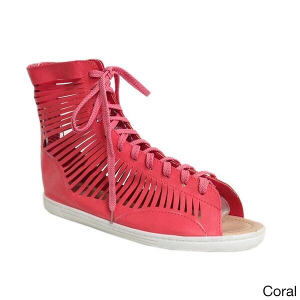 Marilyn Moda ROME Women's Gladiator Ankle High Sandals