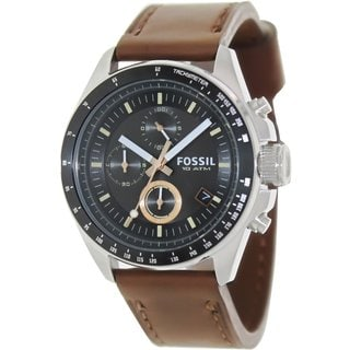 Fossil Men's CH2885 Decker Chronograph Watch