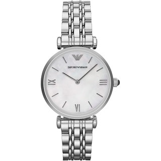 Armani Women's AR1682 Small Round Bracelet Watch