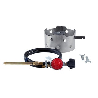 Volcano Propane Collapsible Grill Attachment Kit
