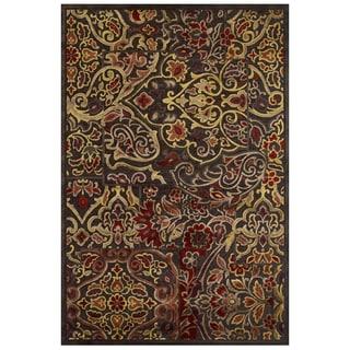 Granada Dark Chocolate Rust Rug (9'8 x 12'7)