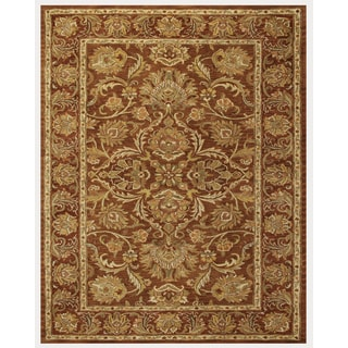 Feizy Abbey Brown Rug (9'3 x 13')
