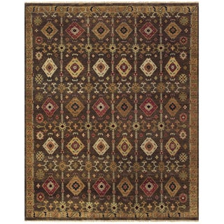 Feizy Isabella Brown Rug (9'6 x 13'6)