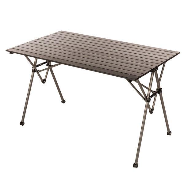 Kamp-Rite Kwik Set Grey Aluminum Table 13084596