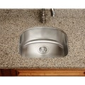The Polaris Sinks P812 16-gauge Kitchen Ensemble