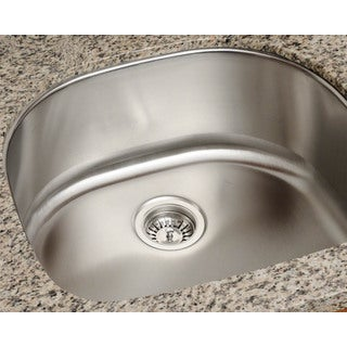 The Polaris Sinks P1242 18-gauge Kitchen Ensemble
