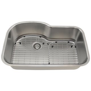 The Polaris Sinks P643 18-gauge Kitchen Ensemble