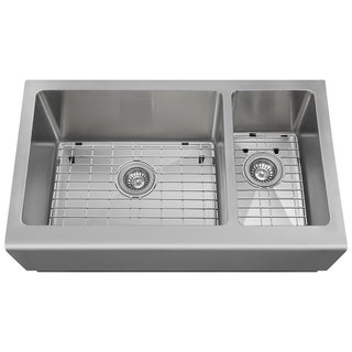 The Polaris Sinks PL704 16-gauge Kitchen Ensemble