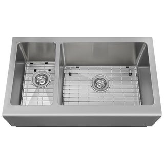 The Polaris Sinks POR2233 16-gauge Kitchen Ensemble