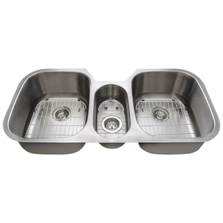 The Polaris Sinks P1254 16-gauge Kitchen Ensemble