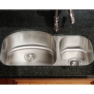 The Polaris Sinks PL105 16-gauge Kitchen Ensemble
