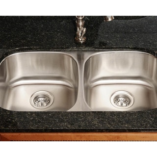 The Polaris Sinks P205 16-gauge Kitchen Ensemble