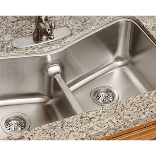 The Polaris Sinks P335 16-gauge Kitchen Ensemble