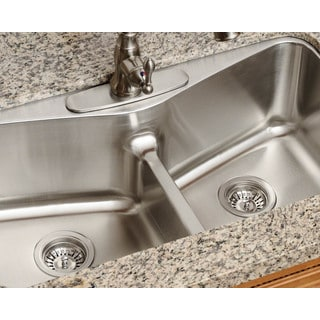 The Polaris Sinks P335 18-gauge Kitchen Ensemble