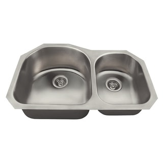 The Polaris Sinks PL1301US 18-gauge Kitchen Ensemble