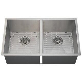 The Polaris Sinks PD0213 18-gauge Kitchen Ensemble