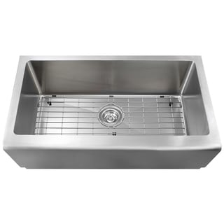 The Polaris Sinks PP405 16-gauge Kitchen Ensemble