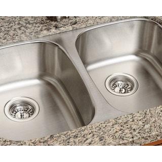The Polaris Sinks P015 16-gauge Kitchen Ensemble
