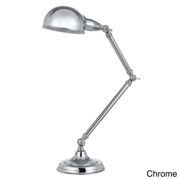 Cal Lighting Apogee Metal Table Lamp