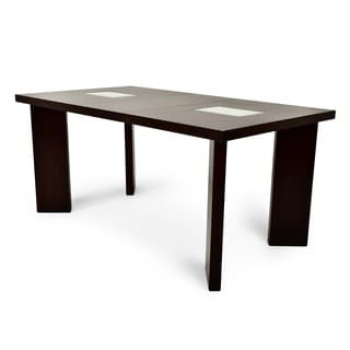 Domino Counter-height Espresso Dining Table