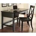 Olsen Black Writing Desk Set